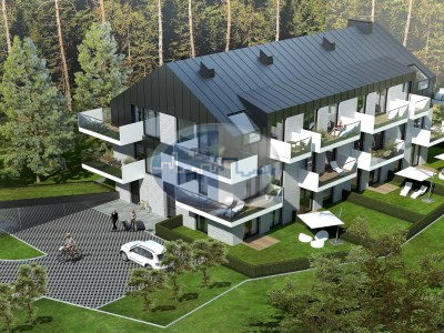 Mieszkanie na sprzedaż o pow. 30,70 m2 - Rewal (gw) - 521 900,00 PLN