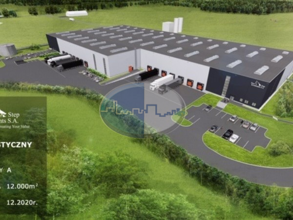 Obiekt komercyjny na wynajem o pow. 4200 m2