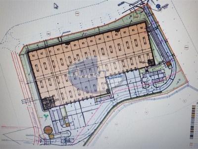 Obiekt komercyjny na wynajem o pow. 4200 m2 - Kożuchów - 63 000,00 PLN/m-c